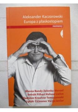 Europa z płaskostopiem
