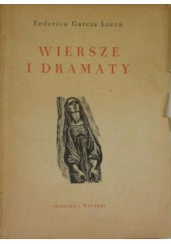 Wiersze i dramaty