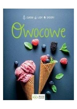 Owocowe - lody, desery, ciasta
