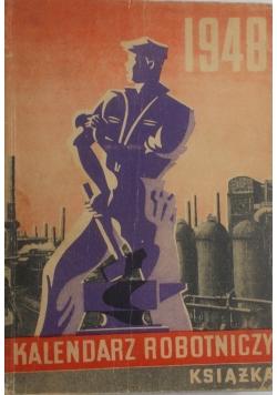 Kalendarz robotniczy, 1948r.