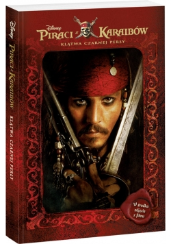 Piraci z Karaibów Klątwa Czarnej Perły.