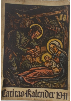 Caritas Kalender, 1941r.
