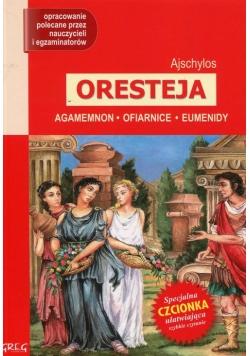 Oresteja