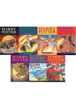 Harry Potter - zestaw 7 książek
