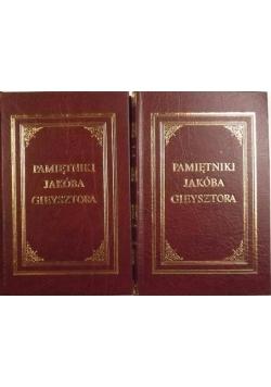 Pamiętniki Jakóba Gieysztora. Tom I-II, 1913r