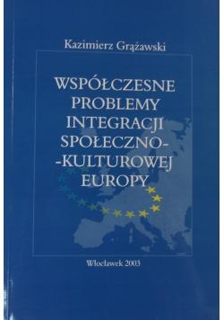 Współczesne problemy integracji