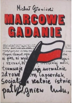 Marcowe gadanie: komentarze do słów 1966 - 1971