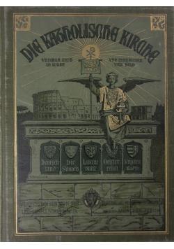 Die katcholische kirche, 1900r.