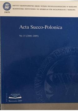 Acta Sueco-Polonica Nr. 15