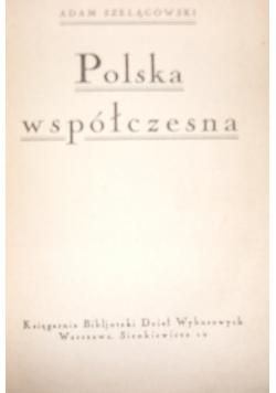 Polska współczesna, 1925 r.