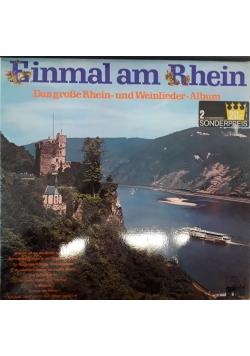 Einmal am Rhein,  2 płyty winylowe