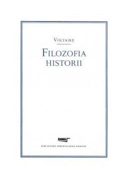 Filozofia historii -Voltaire