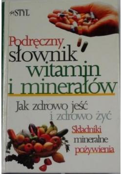 Podręczny słownik witamin i minerałów