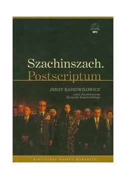 Szachinszach Postscriptum+płyta CD