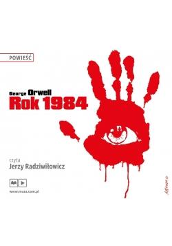 Rok 1984 audiobook
