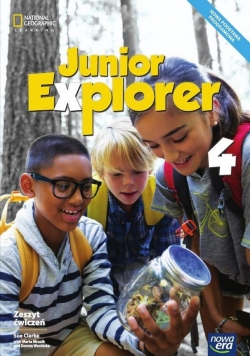 Junior Explorer 4 ćw. NE