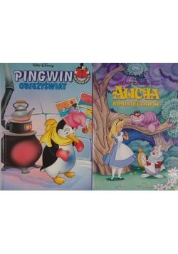 Pingwin obieżyświat/ Alija w Krainie Czarów