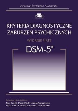 Kryteria diagnostyczne zaburzeń psychicznych DSM-5