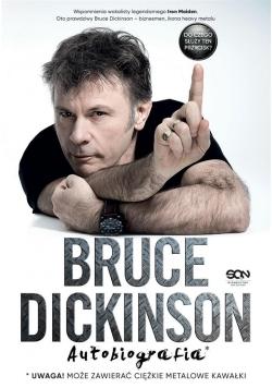 Bruce Dickinson. . Do czego służy ten przycisk?