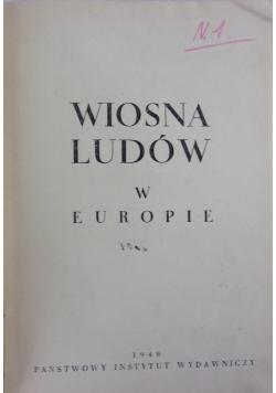Wiosna ludów w Europie, 1949 r.