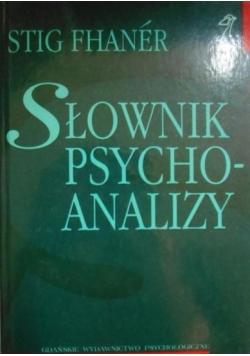 Słownik psychoanalizy