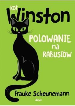 Kot Winston. Polowanie na rabusiów