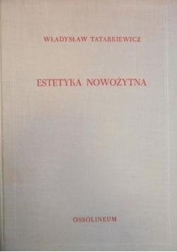Estetyka średniowieczna, tom II