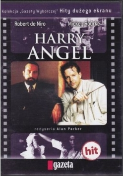 Harry Angel, DVD