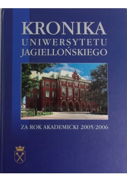 Kronika Uniwersytetu Jagiellońskiego