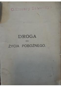 Droga do życia pobożnego św. Franciszka Salezjusza, 1920 r.