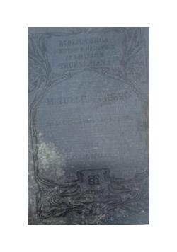 Orationes in L. Catilinam Quattuor, 1908 r.