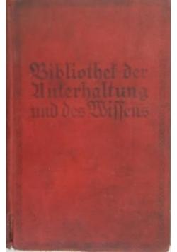 Bibliothek der Unterhaltung und des Wissens, 1916