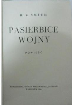 Pasierbice wojny, 1934 r.