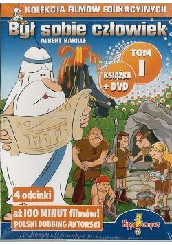 Był sobie człowiek książka+DVD Tom 1