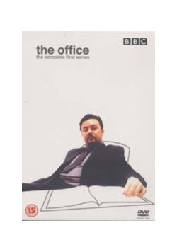 The Office: Complete Series 1, płyta DVD