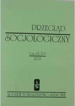 Przegląd socjologiczny 2011