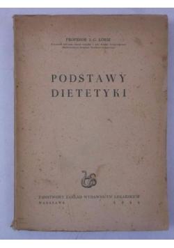Podstawy dietetyki, 1950 r.
