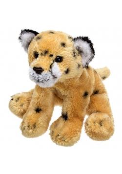 Siedziący gepard SUKI