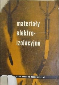 Materiały elektroizolacyjne