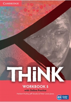 Think 5 Workbook with Online Practice