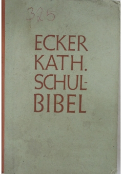 Katholische Schulbibel