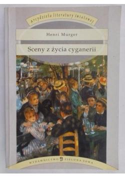 Sceny z życia cyganerii