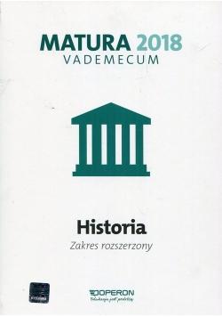 Matura 2018  Historia Vademecum Zakres rozszerzony