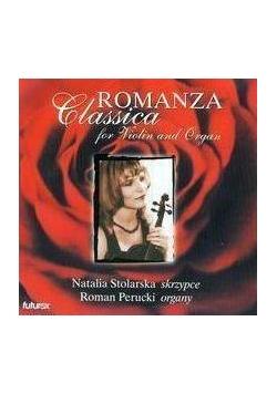 Romanza Classica for Violin and Organ CD