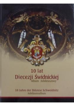 10 lat Diecezji Świdnickiej