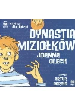 Dynastia Miziołków audiobook