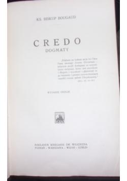 Credo dramaty 1932r