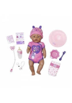 Baby Born - Lalka interaktywna Soft Touch-Chłopiec