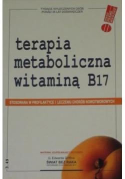 Terapia metaboliczna witaminą B17