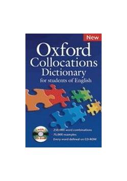 Oxf.Collocations dict. 2ed + CD OXFORD